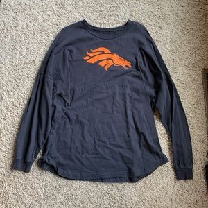 Broncos Football Long Sleeve